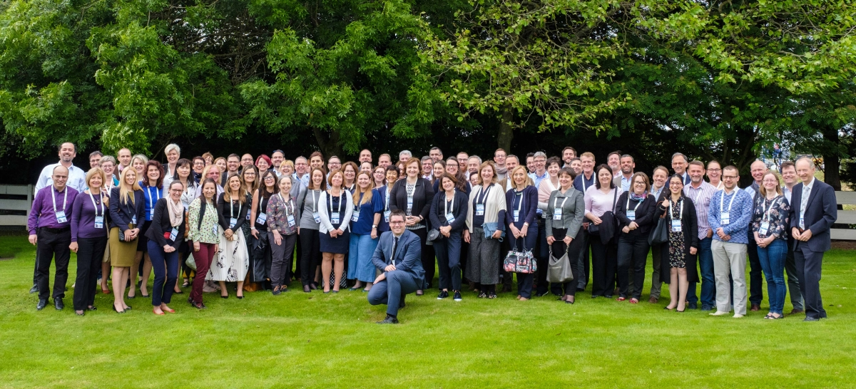 EAHP General Assembly - 2019. június 14-15. Edinburgh, UK